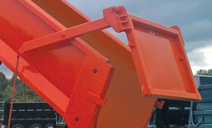 Dump Body Lever Actuated Switch : Stampede exp ox exports