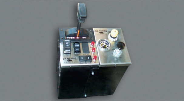 Cab Control Tower   Accessories
