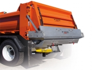 The reliable, effi cient and heavy-duty Super Spreader from Ox Bodies was specifi cally designed to meet the highest demands for performance and dependability.