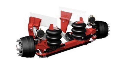 Auxiliary Lift Axle Suspensions