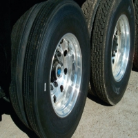 Dump Body and Trailer Wheels and Tires