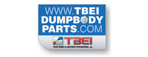 tbei dump body parts website accessories page